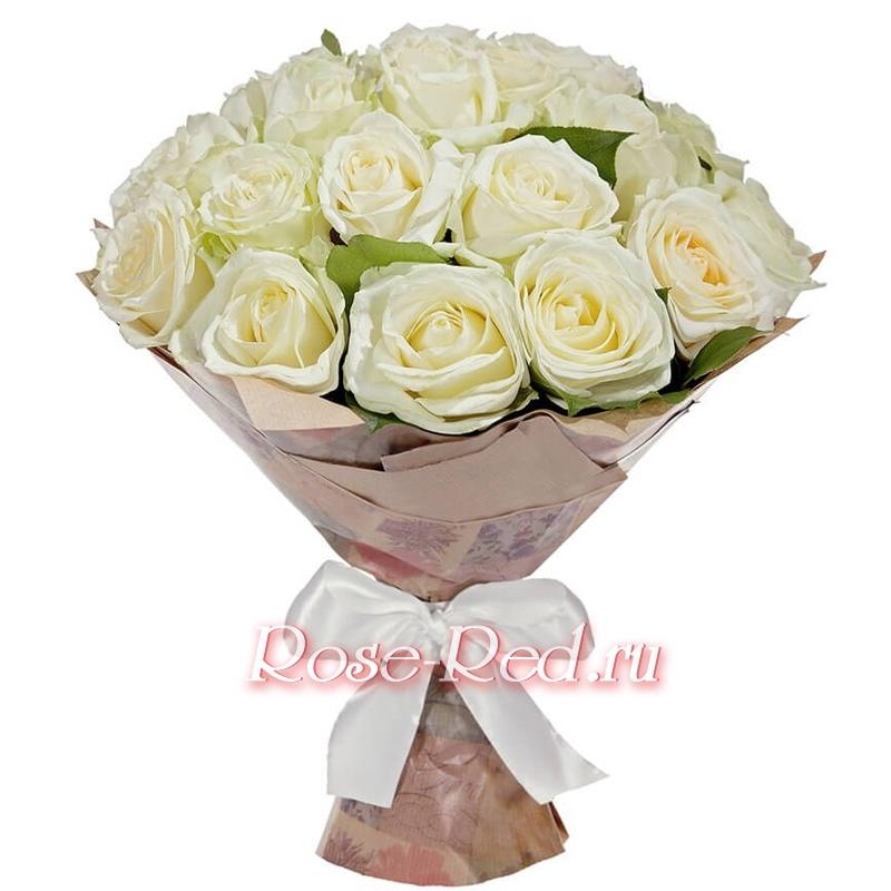 Белых розовых заказ цветов на дом ессентуки цветов для новорожденных